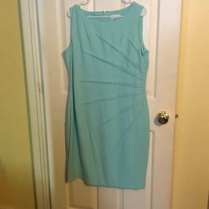 Calvin Klein Sleeveless Dress - Size 16